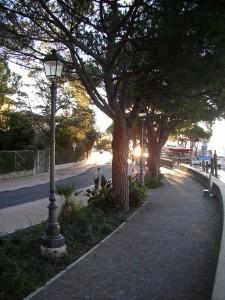 01 - Lungolago Maderno sul Garda illuminazione artistica