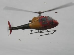 02 - Lavori con elicottero