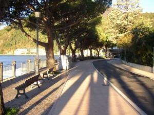 02 - Lungolago Maderno sul Garda Illuminazione artistica