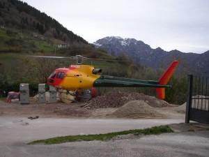 03 - Lavori con elicottero