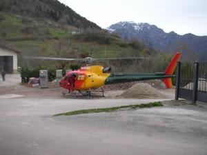 04 - Lavori con elicottero