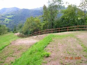 06 - particolare recinzioni in legno
