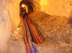 10 - Multiservizi scavo in galleria