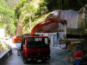 12 - Montaggio pareti manufatto prefabbricato