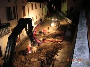 15 - Multiservizi scavo nel centro abitato