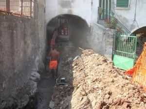 20 - Agnosine particolare scavi